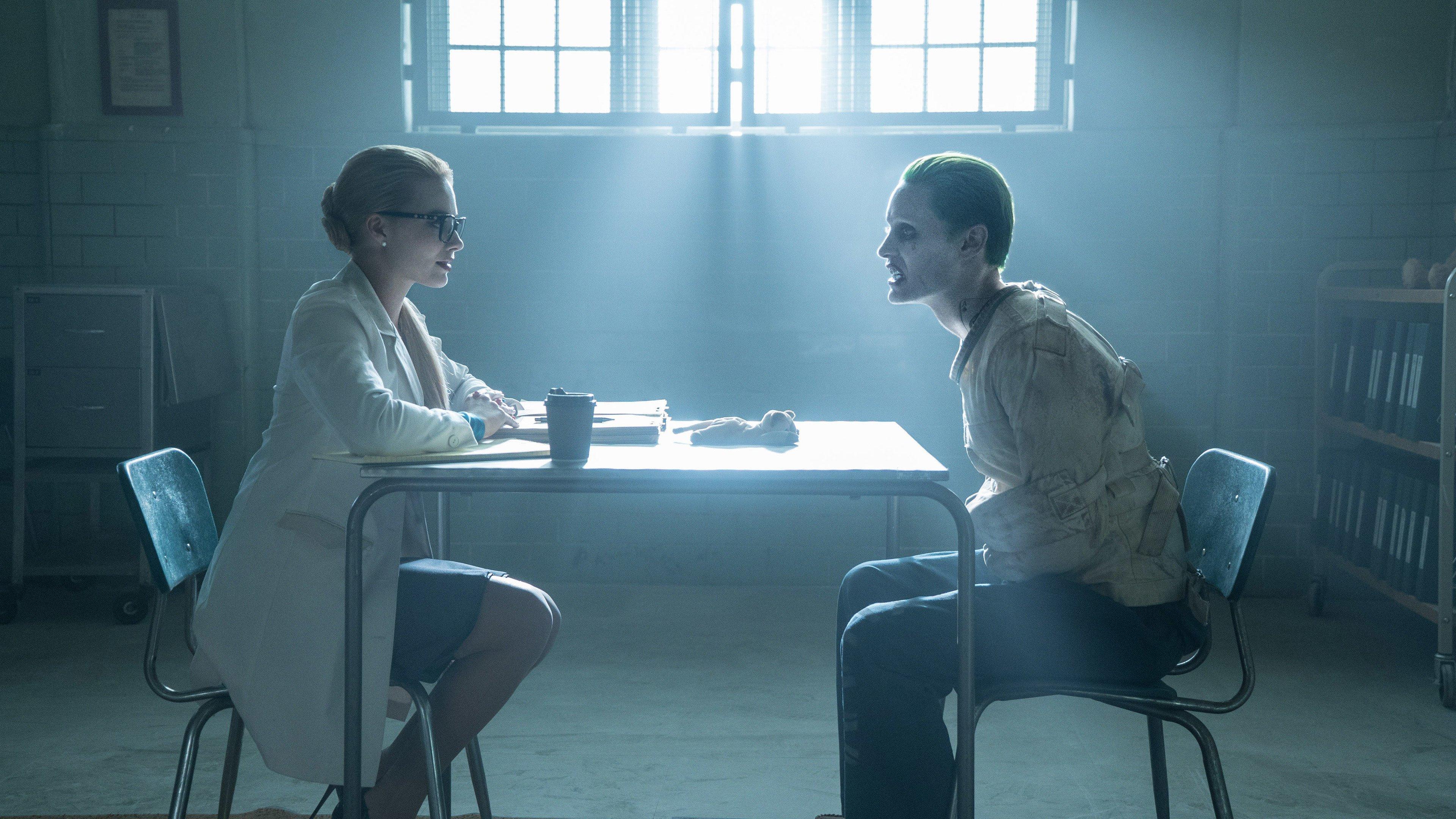 """Image from the movie """"Esquadrão Suicida"""""""