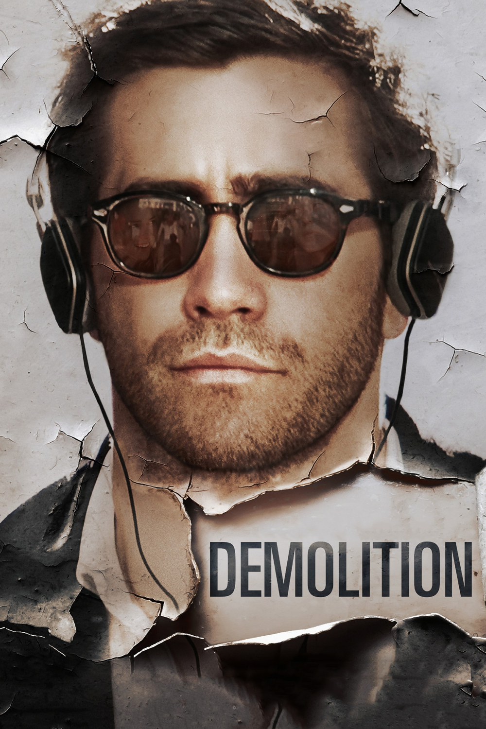 "Poster for the movie ""Demolição"""