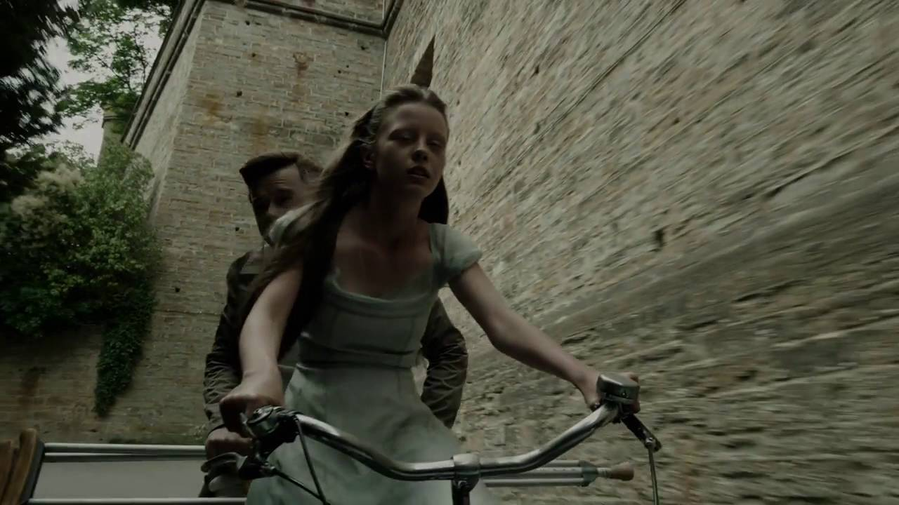 """Image from the movie """"Cura de Bem-Estar"""""""