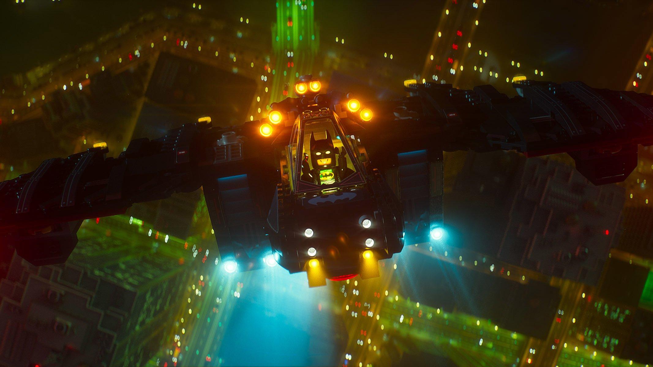 """Image from the movie """"Lego Batman: O Filme"""""""