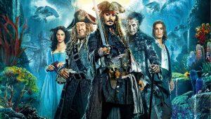 """Image from the movie """"Piratas do Caraíbas - Os Mortos Não Contam Histórias"""""""