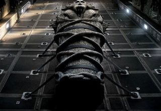 "Poster for the movie ""A Múmia"""