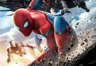"Poster for the movie ""Homem-Aranha: Regresso a Casa"""
