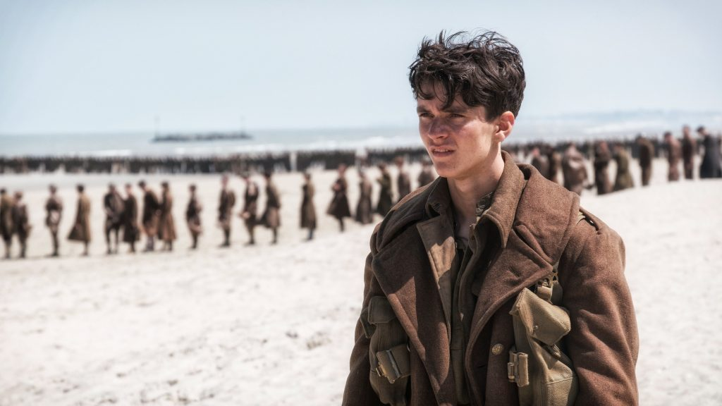 """Image from the movie """"Dunkirk"""""""