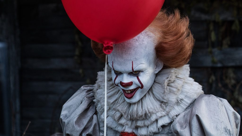 "Image from the movie ""It"""