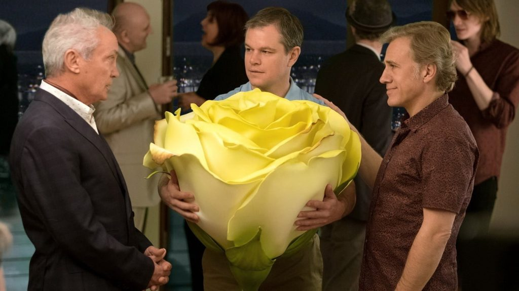"Image from the movie ""Downsizing"""