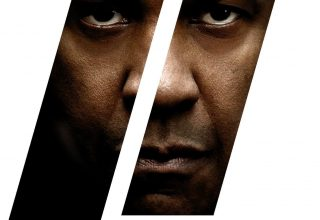 "Poster for the movie ""The Equalizer 2"""