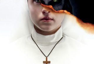 """Poster for the movie """"The Nun - A Freira Maldita"""""""