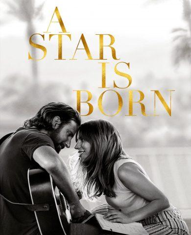 """Poster for the movie """"Assim Nasce Uma Estrela"""""""