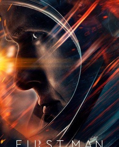 """Poster for the movie """"O Primeiro Homem na Lua"""""""