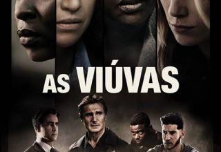 "Poster for the movie ""Viúvas"""