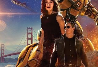"Poster for the movie ""Bumblebee"""