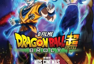 """Poster for the movie """"Dragon Ball Super: Broly"""""""