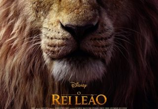"Poster for the movie ""O Rei Leão"""