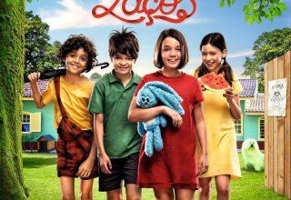 """Poster for the movie """"Turma da Mônica: Laços"""""""