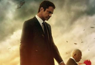 "Poster for the movie ""Angel Has Fallen"""