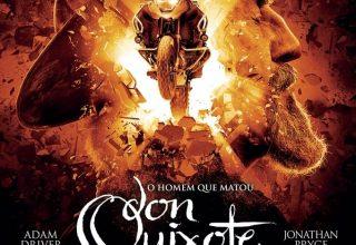 """Poster for the movie """"O Homem Que Matou Don Quixote"""""""