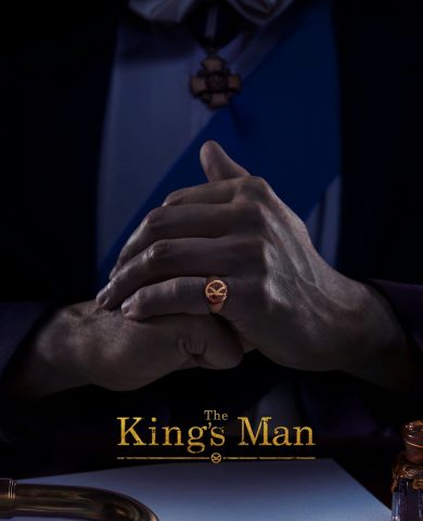 """Poster for the movie """"The King's Man"""""""
