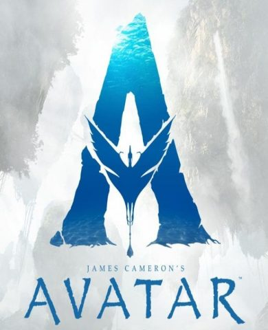 """Poster for the movie """"Avatar 2"""""""